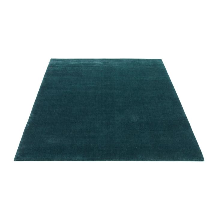 Der Massimo - Earth Teppich 170 x 240 cm in sea green