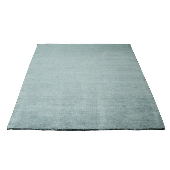 Der Massimo - Earth Teppich 200 x 300 cm in verte grey