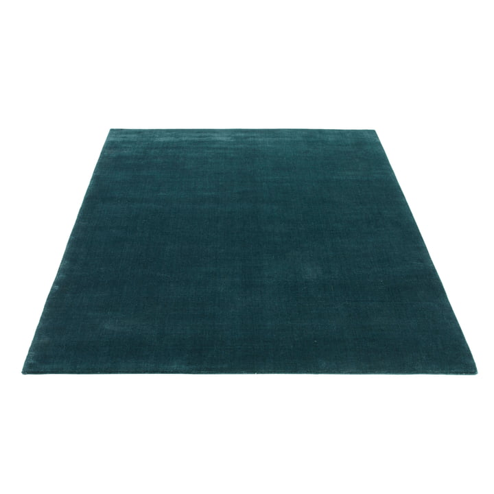 Der Massimo - Earth Teppich 200 x 300 cm in sea green