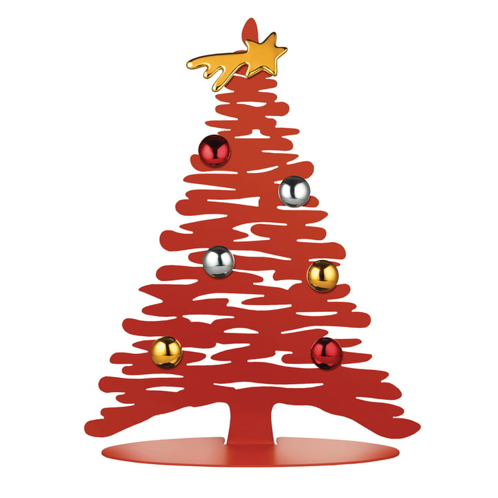 Bark for Christmas von Alessi in Rot