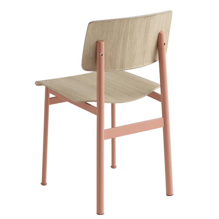 Loft Chair von Muuto in Dusty Rose