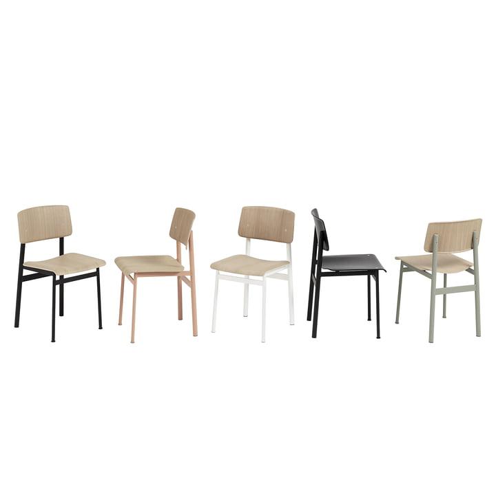 Loft Chair von Muuto in verschiedenen Ausführungen