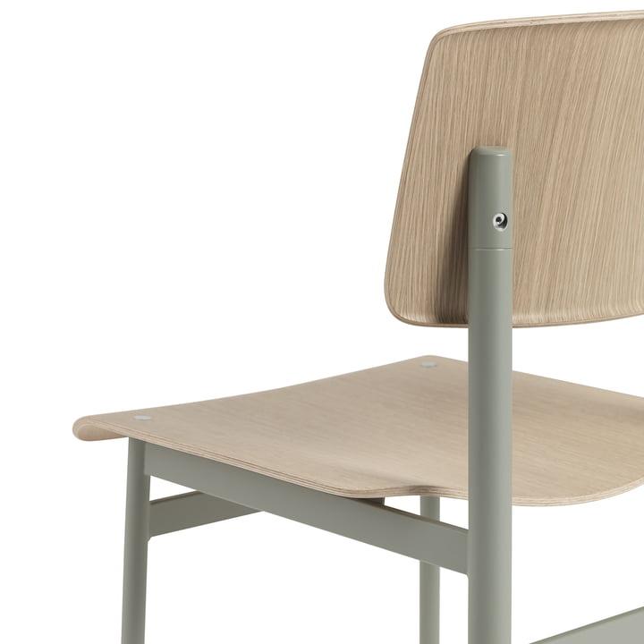 Loft Chair von Muuto in Dusty Green