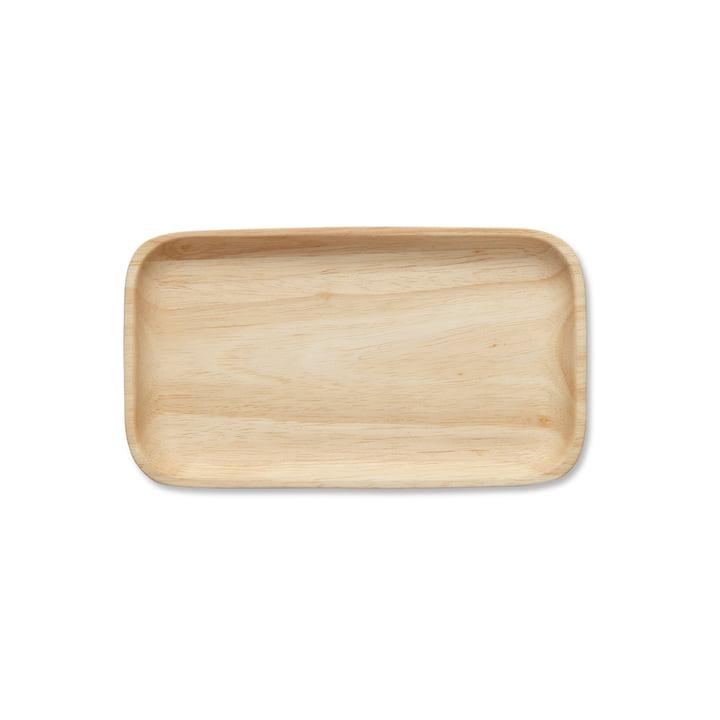 Oiva Holz-Tablett Natur von Marimekko