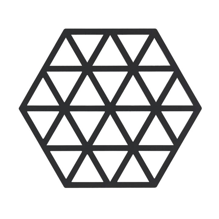 Der Zone Denmark - Triangle Untersetzer in schwarz