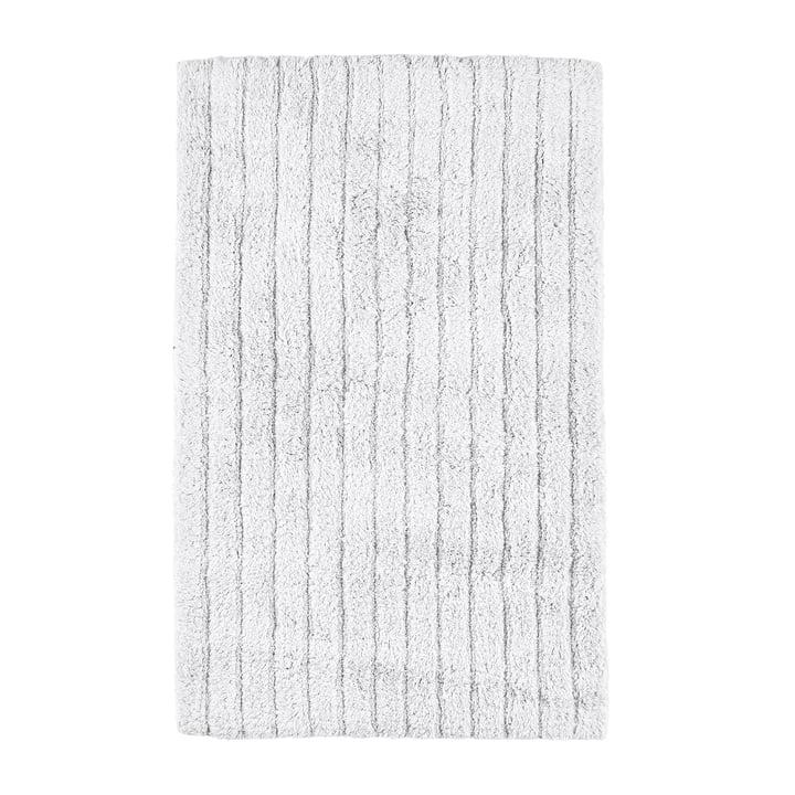 Die Zone Denmark - Prime Badezimmermatte, 80 x 50 cm in weiß