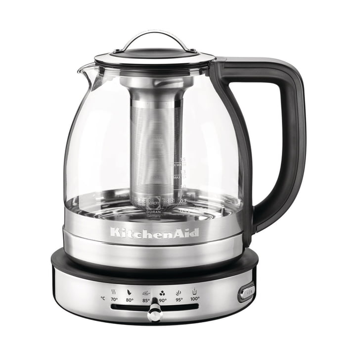 Der KitchenAid - Artisan Teekocher mit Glaskanne