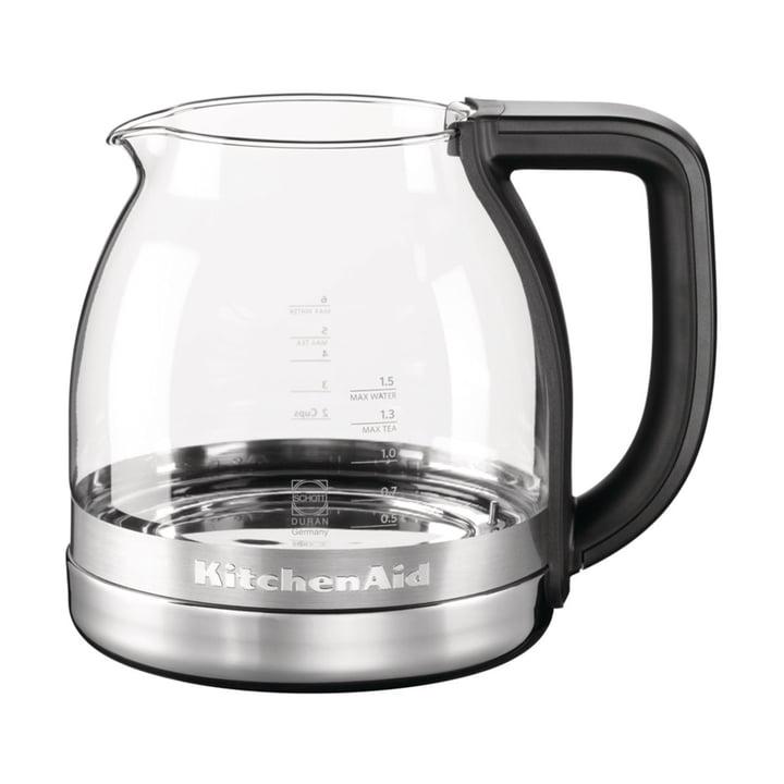 Der KitchenAid - Artisan Teekocher Glaskanne