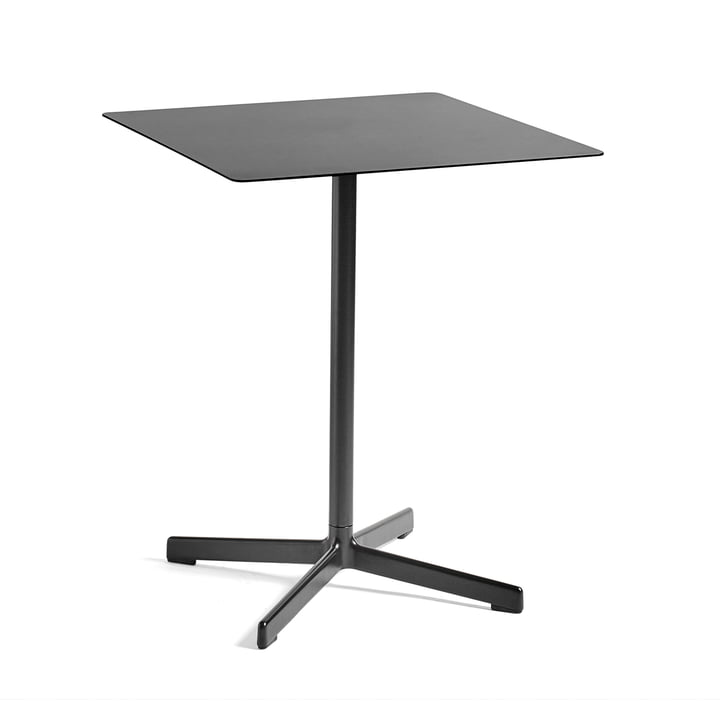 Neu Tisch 60 x 60 cm von Hay in Charcoal