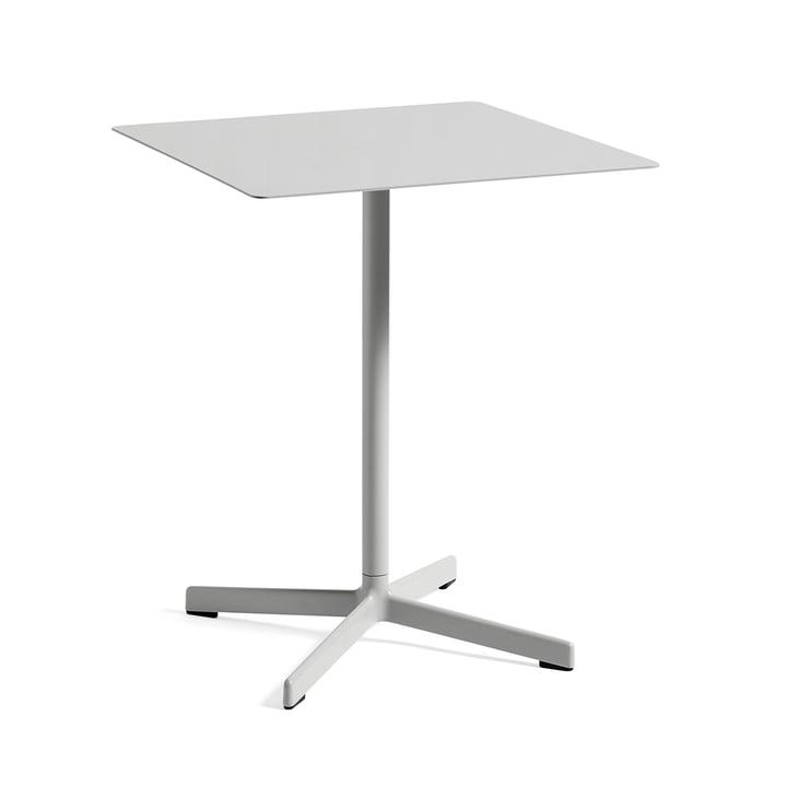 Neu Tisch 60 x 60 cm von Hay in Hellgrau