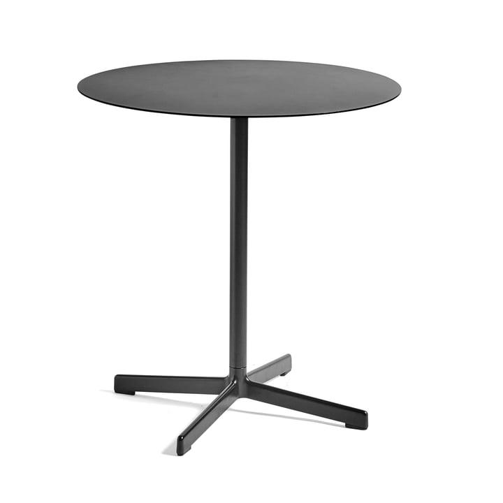 Neu Table Ø 70 cm von Hay in Charcoal