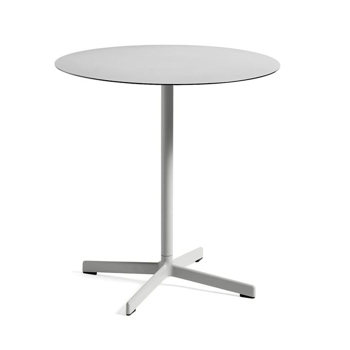 Neu Table Ø 70 cm von Hay in Hellgrau