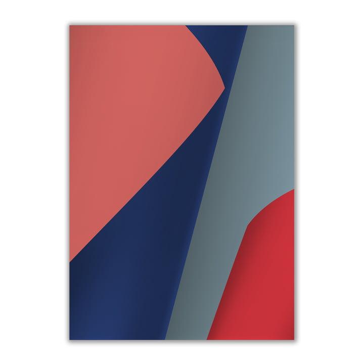 Paper Collective - Colour Fold 02, 50 x 70 cm