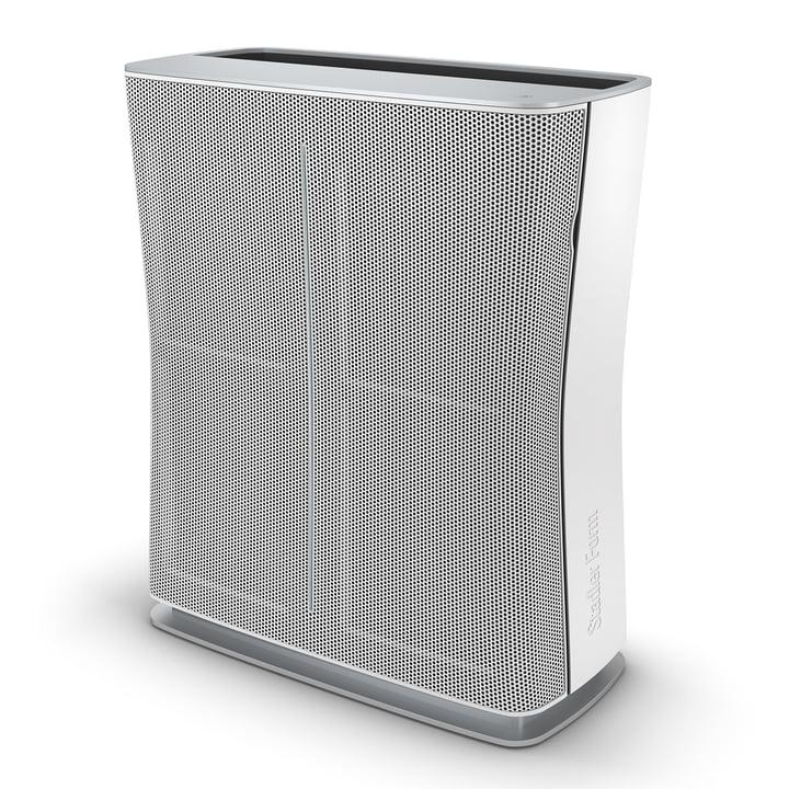 Stadler Form - Luftreiniger Roger in weiß / silber