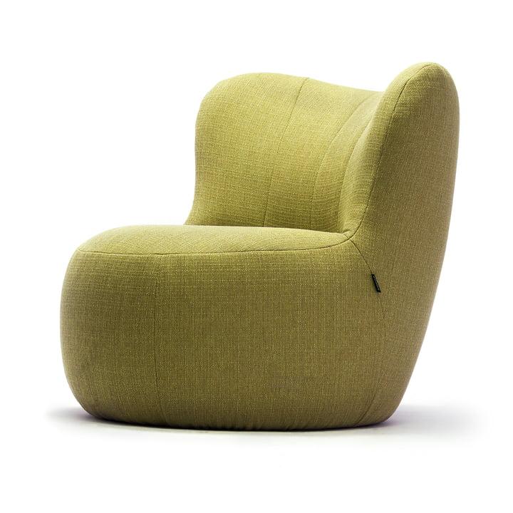 173 Sessel von freistil in Grün (1032)