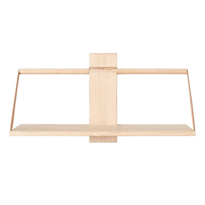 Das Andersen Furniture - Wood Wall Hängeregal, Eiche