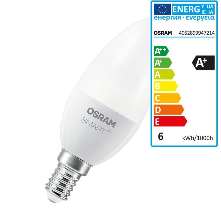 SMART+ LED Classic B 40 (E14 / 6 W) von Osram