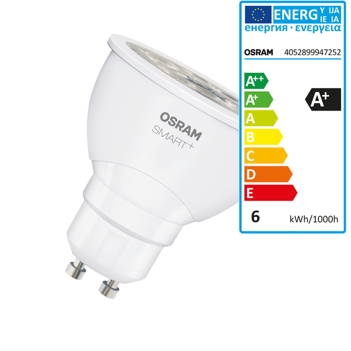 SMART+ LED PAR 16-Lampe (GU10 / 6 W) von Osram