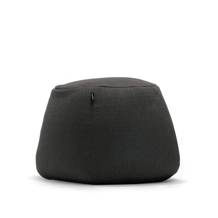 Der freistil - 173 Pouf, 60 x 41 cm in anthrazit (1025)