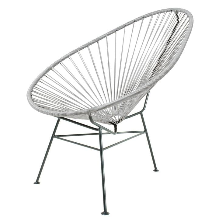 Der Acapulco Design - Acapulco Classic Chair in grau / schwarz