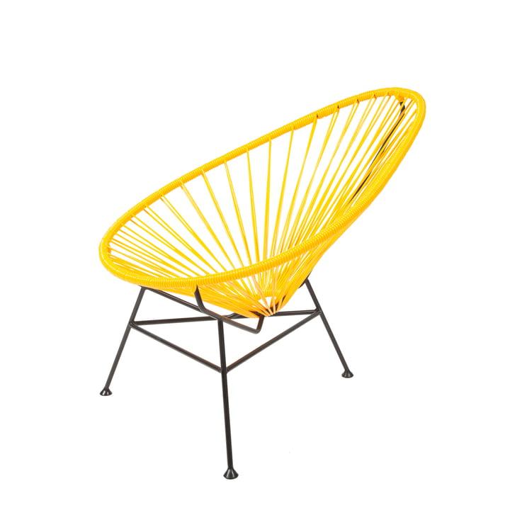 Der Acapulco Design - Acapulco Mini Chair in mango / schwarz