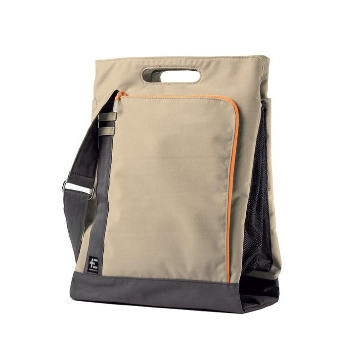 Die Terra Nation - Tama Kopu Strandtasche, 34 l + 6 l Kühlfach in sand