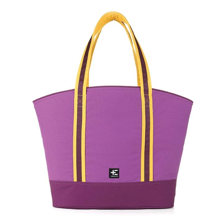 Die Terra Nation - Rau Kopu Strandtasche in violett