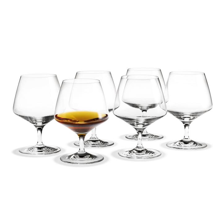 Holmegaard - Perfection Cognac-Glas, 36cl (6er-Set)