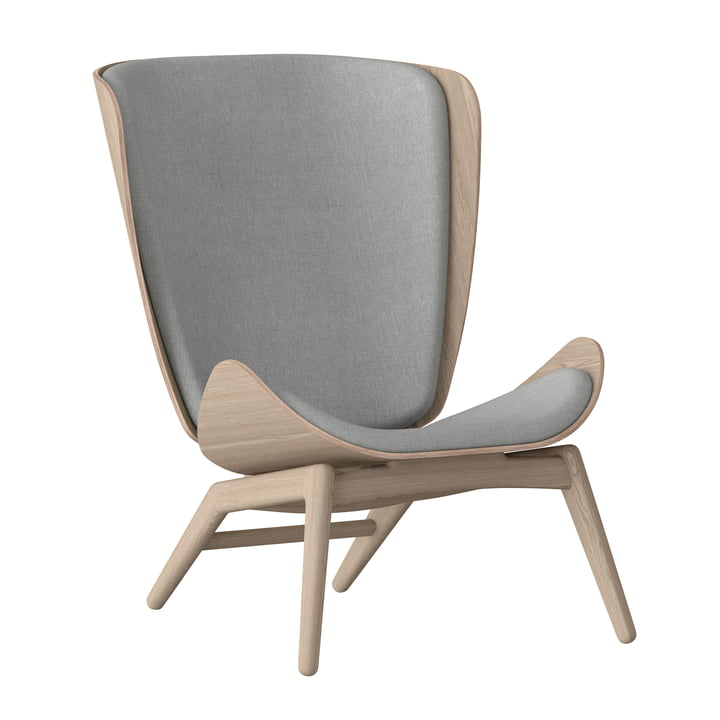 Umage - The Reader Armchair, eiche natur / silver grey