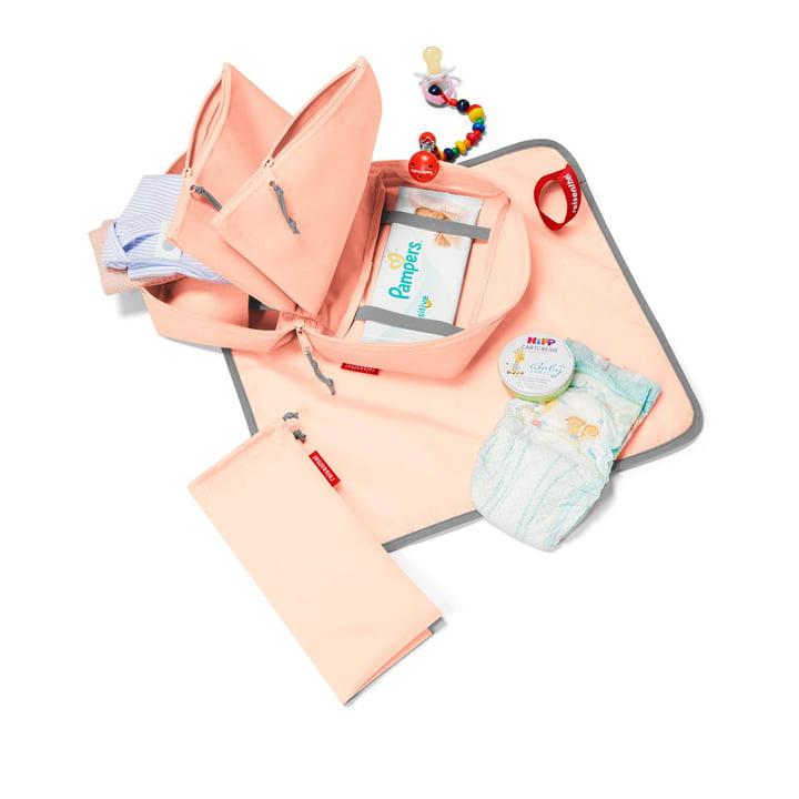 Das reisenthel - babycase in rose