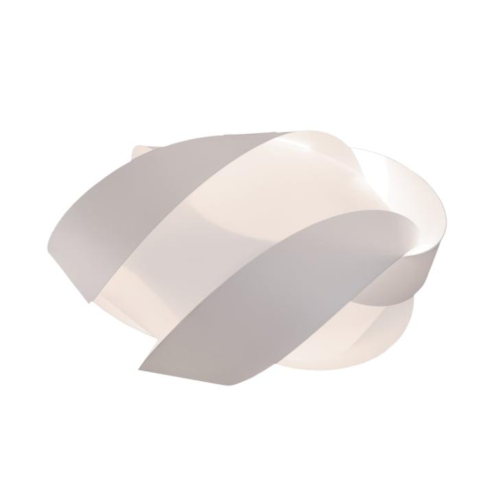 Die Umage - Ribbon Pendelleuchte medium, Ø 28 x 49,5 cm in weiß