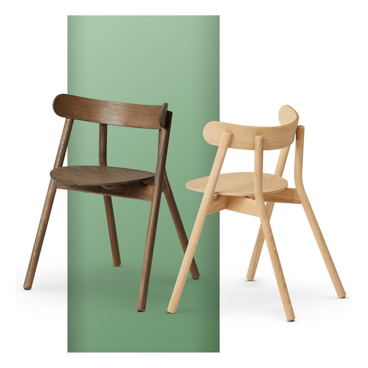 Der Northern - Oaki Chair