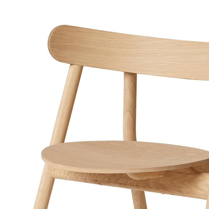 Der Northern - Oaki Chair im Detail