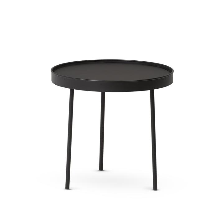 Northern - Stilk Coffee Table medium, Ø 45 x H 42 cm, schwarz
