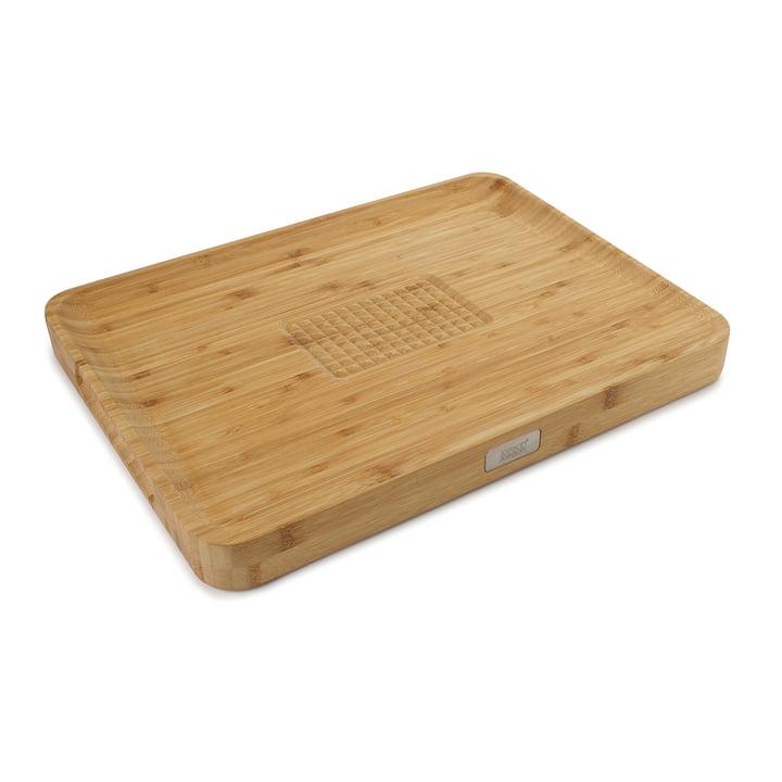 Cut & Carve Bamboo Schneidebrett von Joseph Joseph