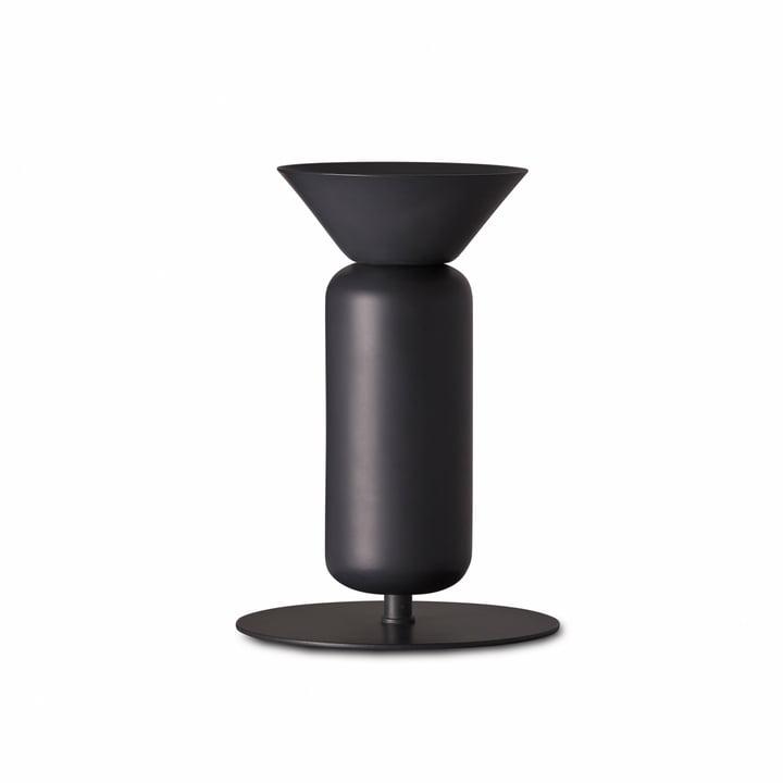 Northern - Poppy Tisch-Öllampe skinny, schwarz