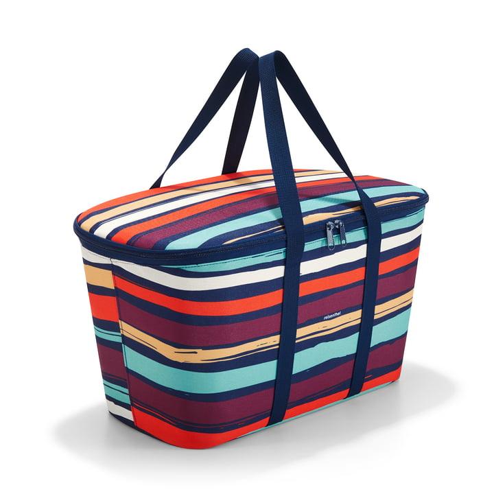 coolerbag von reisenthel in Artist Stripes