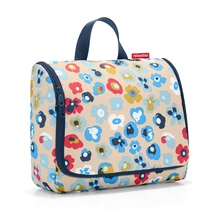 toiletbag XL von reisenthel in Millefleurs