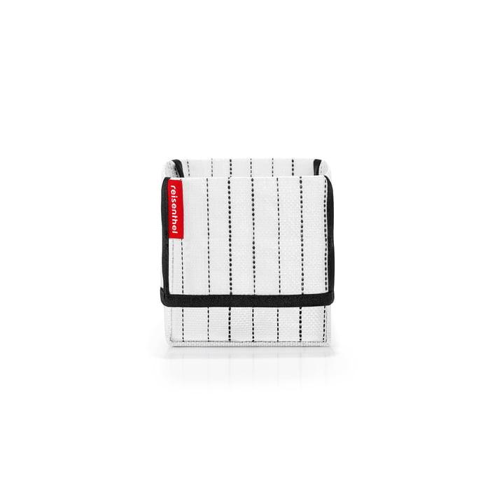 Die reisenthel - urban box paris in schwarz / weiß