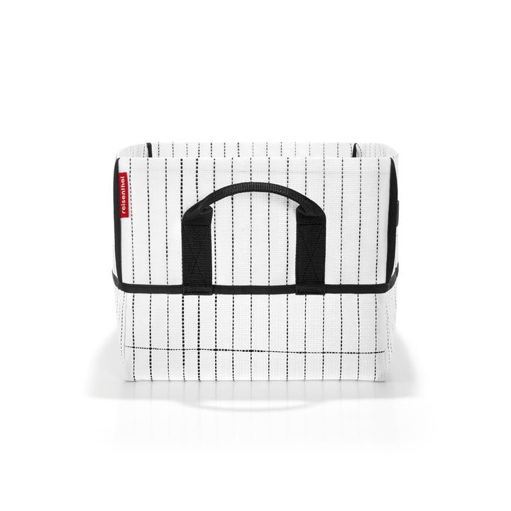 Die reisenthel - urban box tokyo in schwarz / weiß