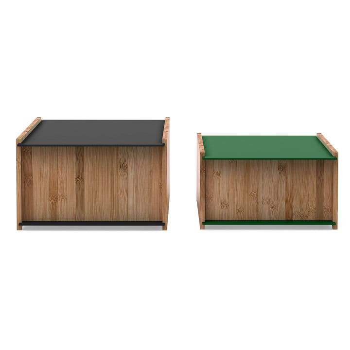 Die We Do Wood - Chest 1-2 Aufbewahrungskisten