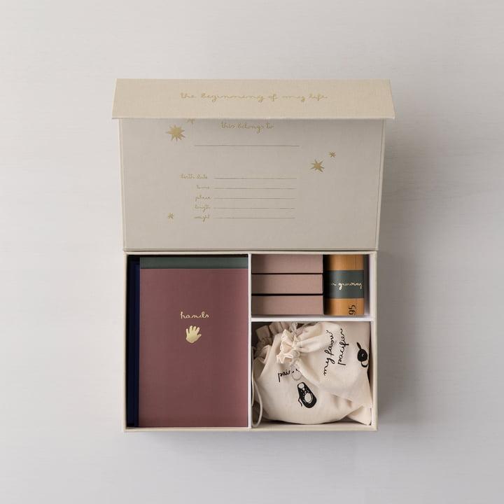 """""""The Beginning of my life"""" Erinnerungsbox von ferm Living"""