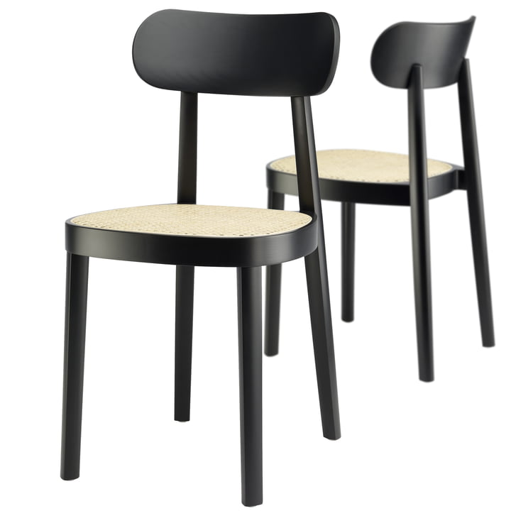 118 Stuhl von Sebastian Herkner für Thonet