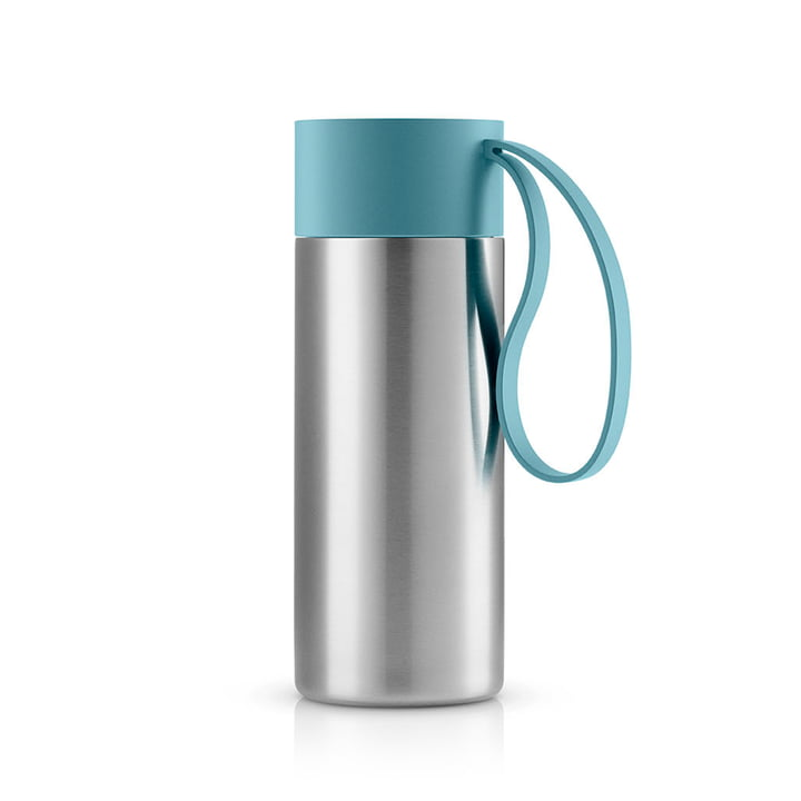 To Go Thermobecher 0.35 l von Eva Solo in Arctic Blue