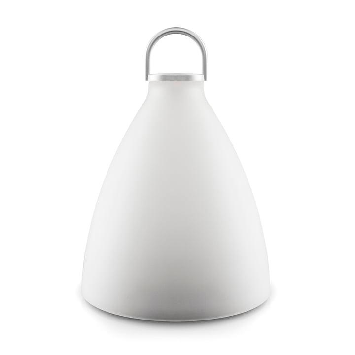 SunLight Bell Solarleuchte H 30 cm von Eva Solo in Weiß