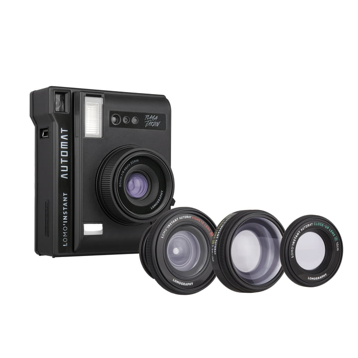 Lomo'Instant Automat Sofortbildkamera + Objektivaufsätze von Lomography in Playa Jardín