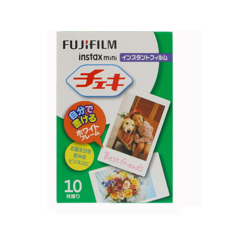 Fuji Instax Mini Film Single Pack (10 Bilder) von Lomography