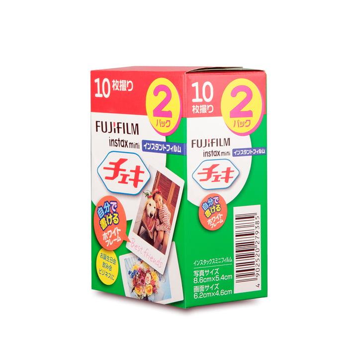 Fuji Instax Mini Film Double Pack (20 Bilder) von Lomography