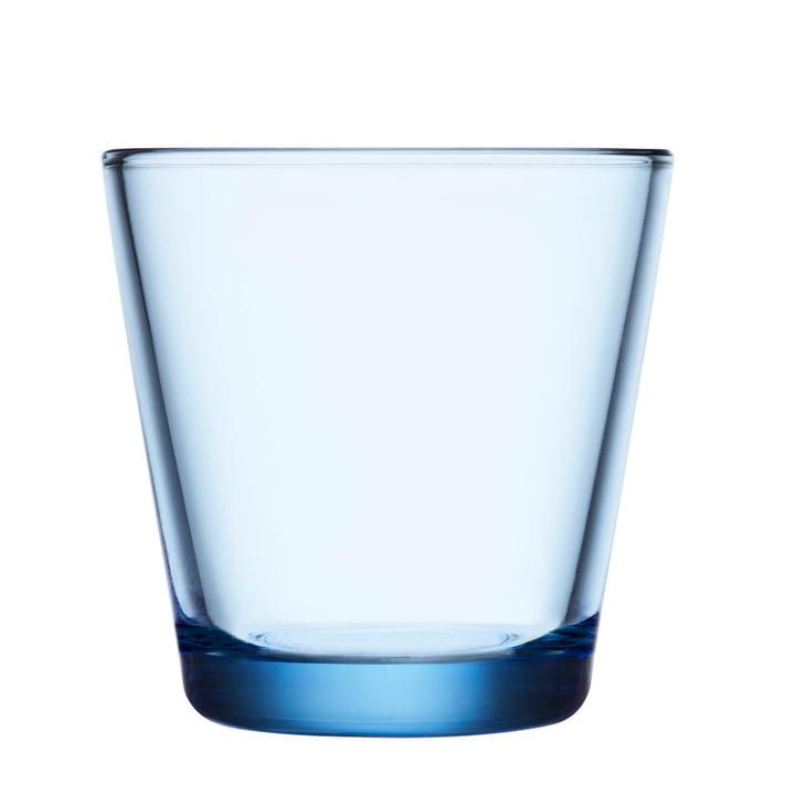 Iittala - Kartio Trinkglas 21 cl, aqua