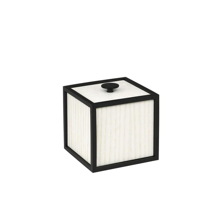 Frame Box 10 von by Lassen in Esche Weiß